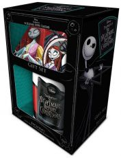 Nightmare before Christmas Dárkový Box Jack & Sally