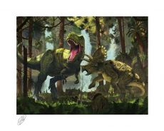 Original Artist Series Art Print Protection by Vincent Hie 41 x 51 cm - unframed