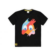 Pac-Man Tričko The Ghost Velikost L