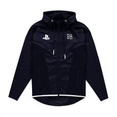Sony PlayStation Hooded Mikina Black & White Teq Velikost L