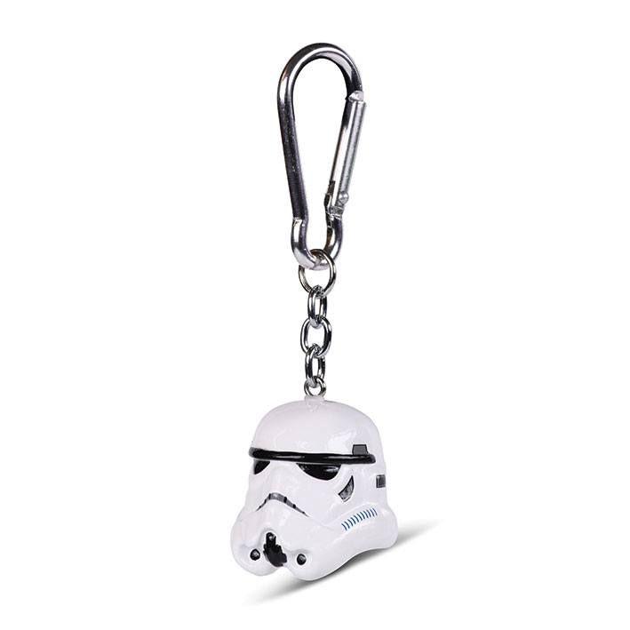 Star Wars 3D-Keychains Stormtrooper 4 cm Case (10) Pyramid International