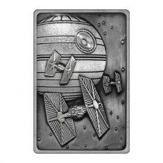 Star Wars Iconic Scene Kolekce Limited Edition Ingot Death Star