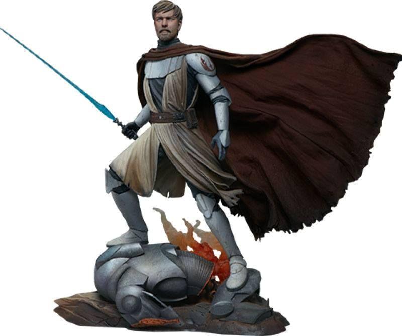 Star Wars Mythos Soška Obi-Wan Kenobi 45 cm Sideshow Collectibles