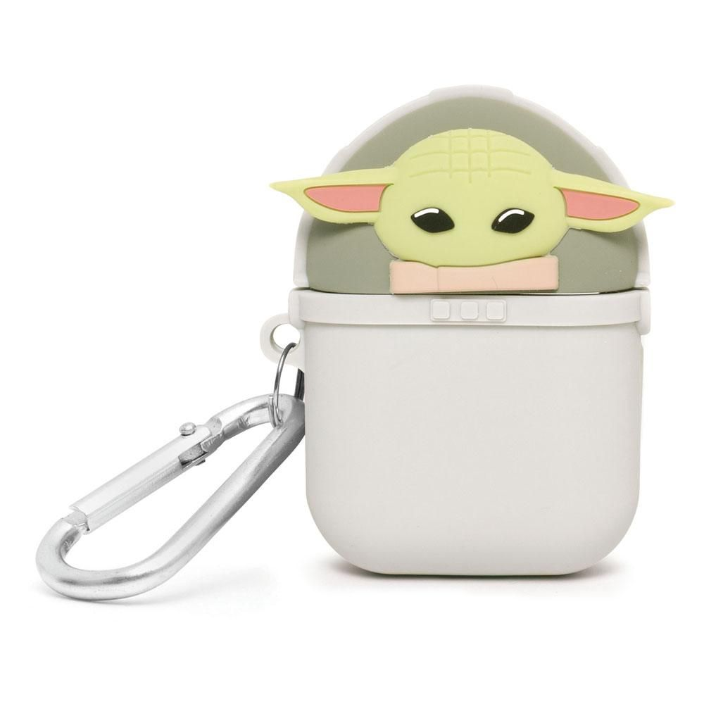 Star Wars: The Mandalorian PowerSquad AirPods Case The Child Thumbs Up