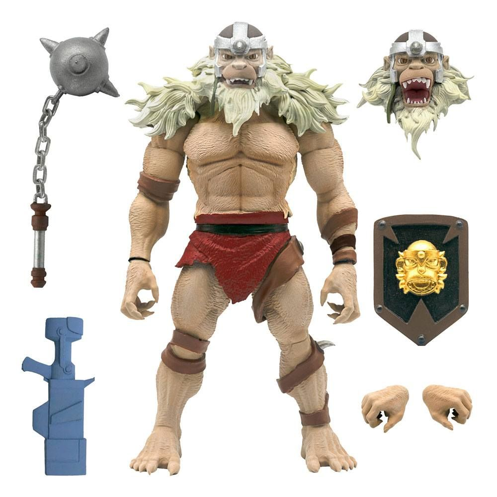 Thundercats Ultimates Akční Figure Wave 4 Monkian 18 cm Super7