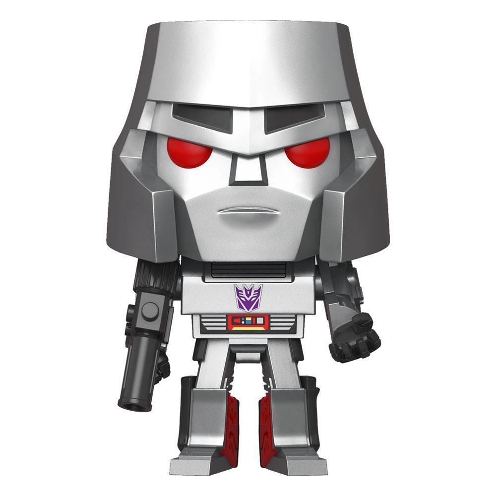 Transformers POP! Movies vinylová Figure Megatron 9 cm Funko