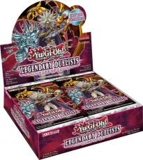 Yu-Gi-Oh! Legendary Duelists 7 Rage of Ra Unlimited Reprint Booster Display (36) Anglická Verze