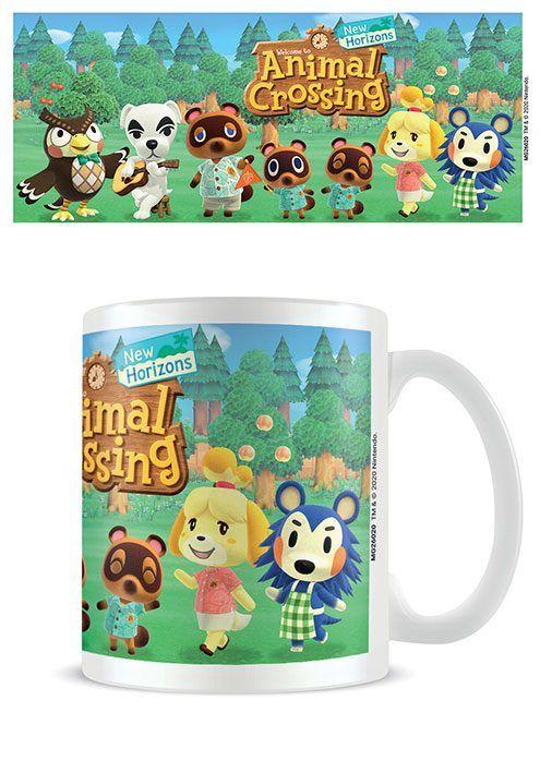 Animal Crossing Hrnek Lineup Pyramid International