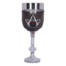 Assassins Creed Goblet Logo Leather Finish Edition