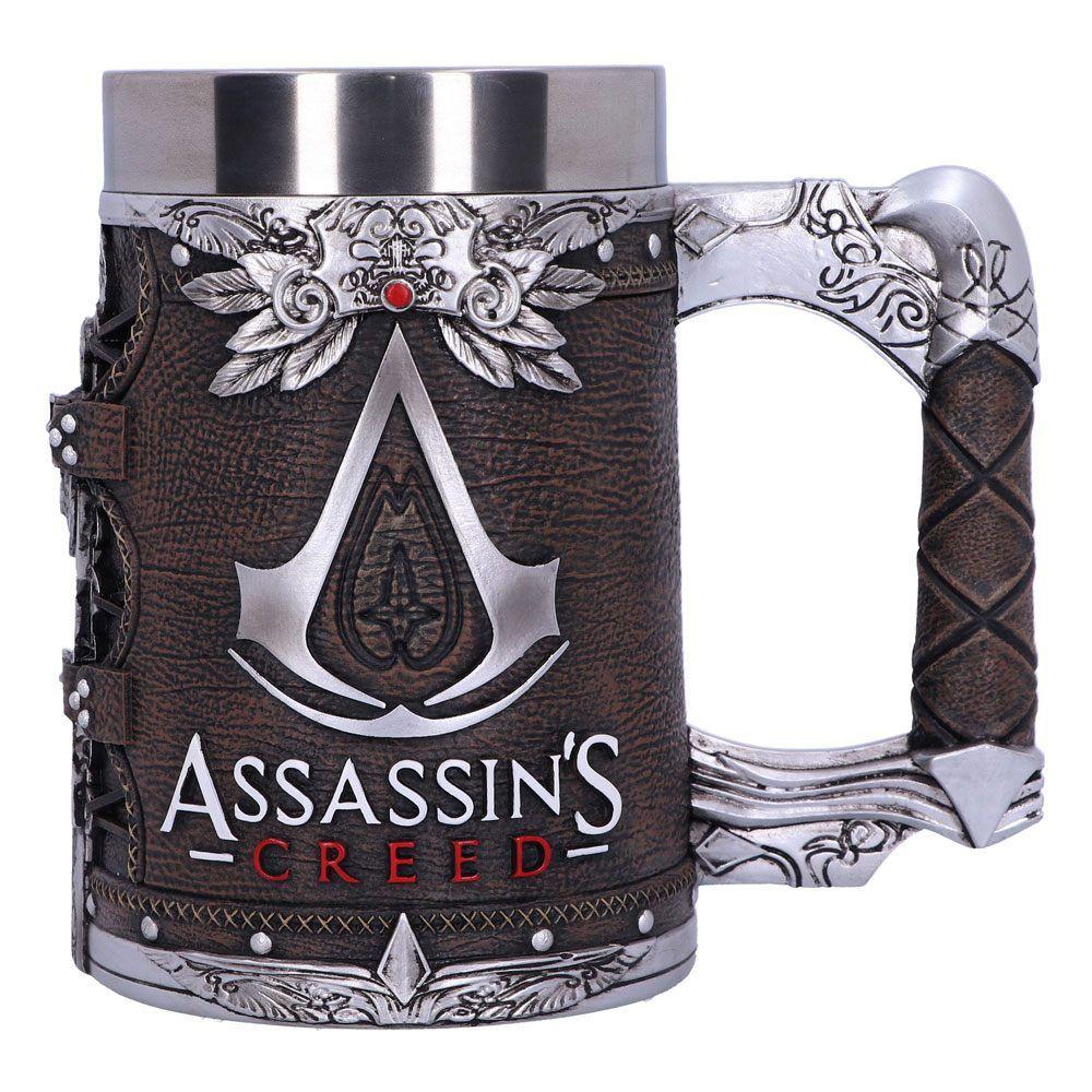 Assassins Creed Tankard of the Brotherhood Nemesis Now