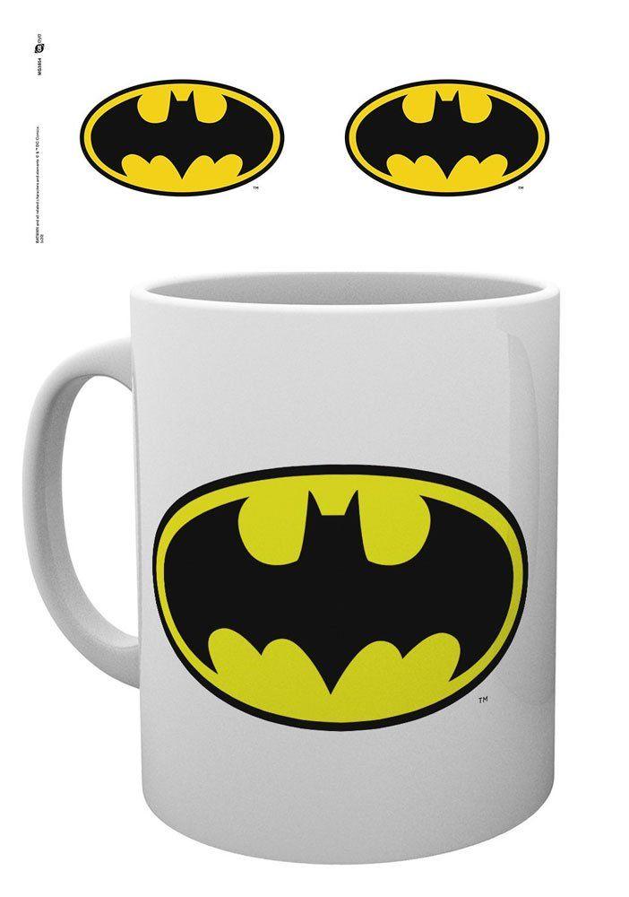 Batman Hrnek Bat Symbol GB eye