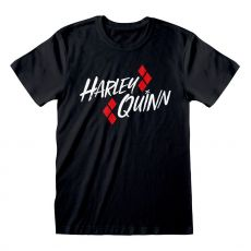 DC Batman Tričko Harley Quinn Bat Emblem Velikost M
