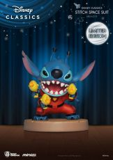 Disney Classic Series Mini Egg Attack Figure Stitch Space Suit 8 cm