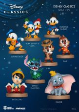 Disney Classic Series Mini Egg Attack Figures 8 cm Display (8)