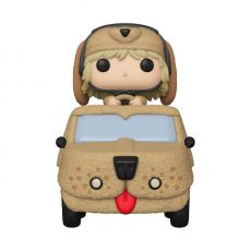Dumb and Dumber POP! Rides vinylová Figure Harry Dunne in Mutts Cutts Van 18 cm