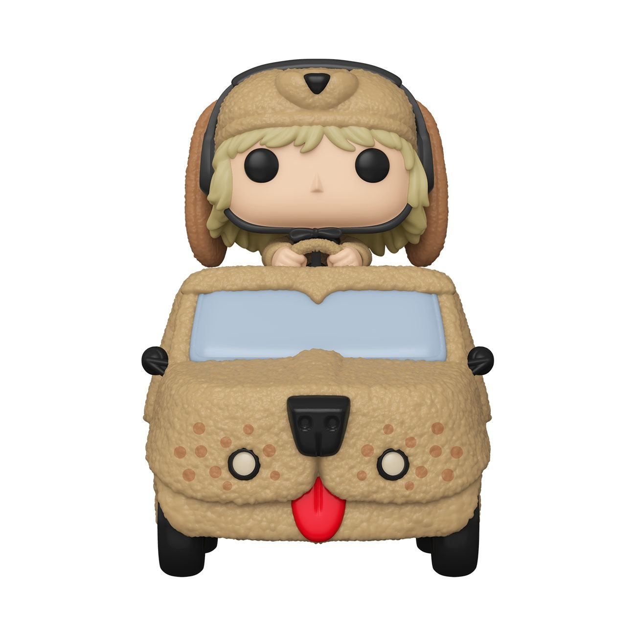 Dumb and Dumber POP! Rides vinylová Figure Harry Dunne in Mutts Cutts Van 18 cm Funko