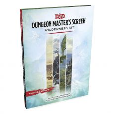 Dungeons & Dragons RPG Dungeon Master's Screen Wilderness Kit Anglická