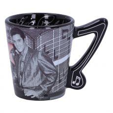 Elvis Presley Espresso Hrnek Cadillac