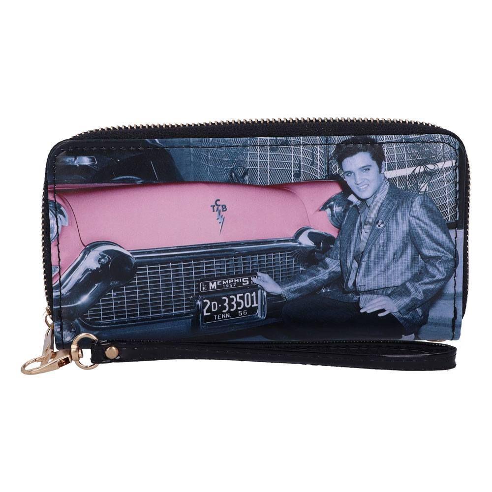 Elvis Presley Purse Cadillac 19 cm Nemesis Now