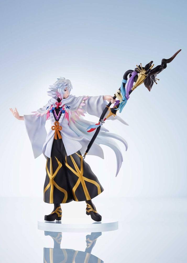 Fate/Grand Order ConoFig PVC Soška Caster/Merlin 20 cm Aniplex