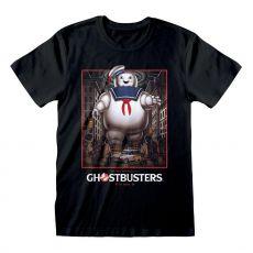 Ghostbusters Tričko Stay Puft Square Velikost M