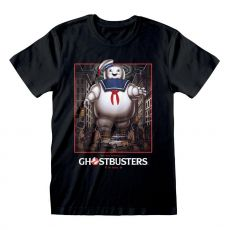 Ghostbusters Tričko Stay Puft Square Velikost S