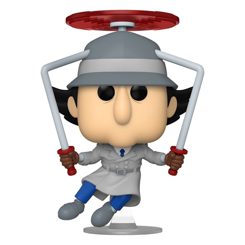 Inspector Gadget POP! Animation vinylová Figure Inspector Gadget Flying 9 cm Funko