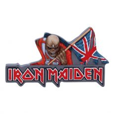Iron Maiden Magnet The Trooper