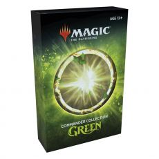 Magic the Gathering Commander Collection: Green Anglická