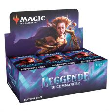 Magic the Gathering Leggende di Commander Draft Booster Display (24) italian Wizards of the Coast