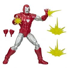 Marvel Legends Series Akční Figure 2020 Iron Man Silver Centurion 15 cm
