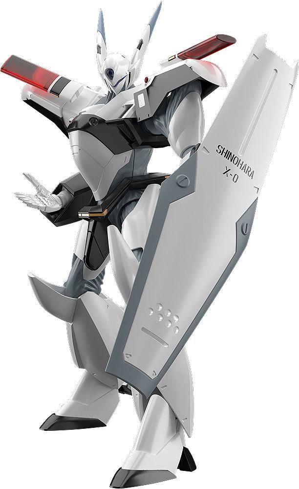 Mobile Police Patlabor Moderoid Plastic Model Kit 1/60 AV-X0 Type Zero 13 cm Good Smile Company