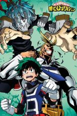 My Hero Academia Plakát Pack Collage 61 x 91 cm (5)