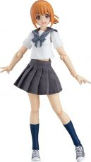 Original Character Figma Akční Figure Female Sailor Outfit Body (Emily) 13 cm