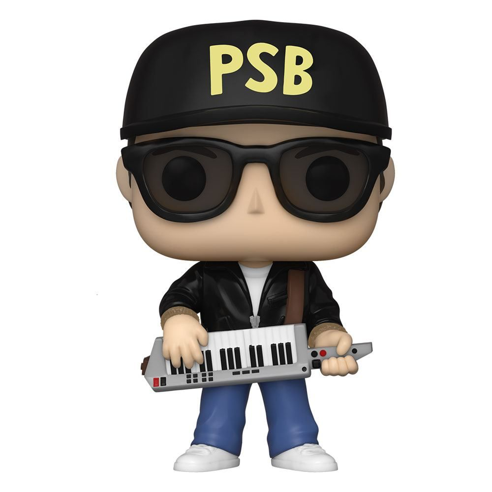 Pet Shop Boys POP! Rocks vinylová Figure Chris Lowe 9 cm Funko