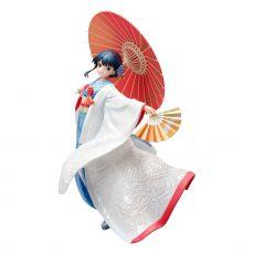 SSSS.Gridman PVC Soška 1/7 Rikka Takarada - Shiromuku 22 cm