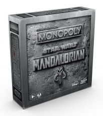 Star Wars Board Game Monopoly The Mandalorian Anglická Verze
