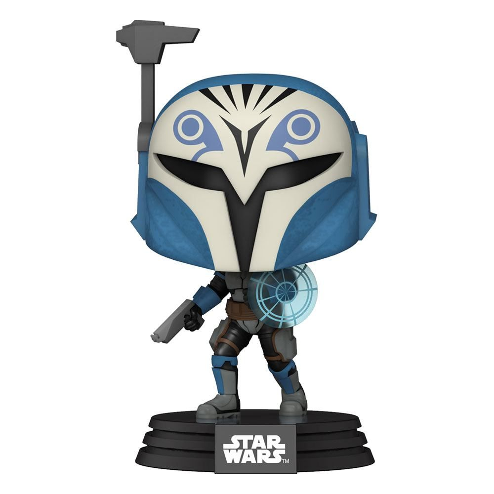 Star Wars: Clone Wars POP! Star Wars vinylová Figure Bo-Katan 9 cm Funko