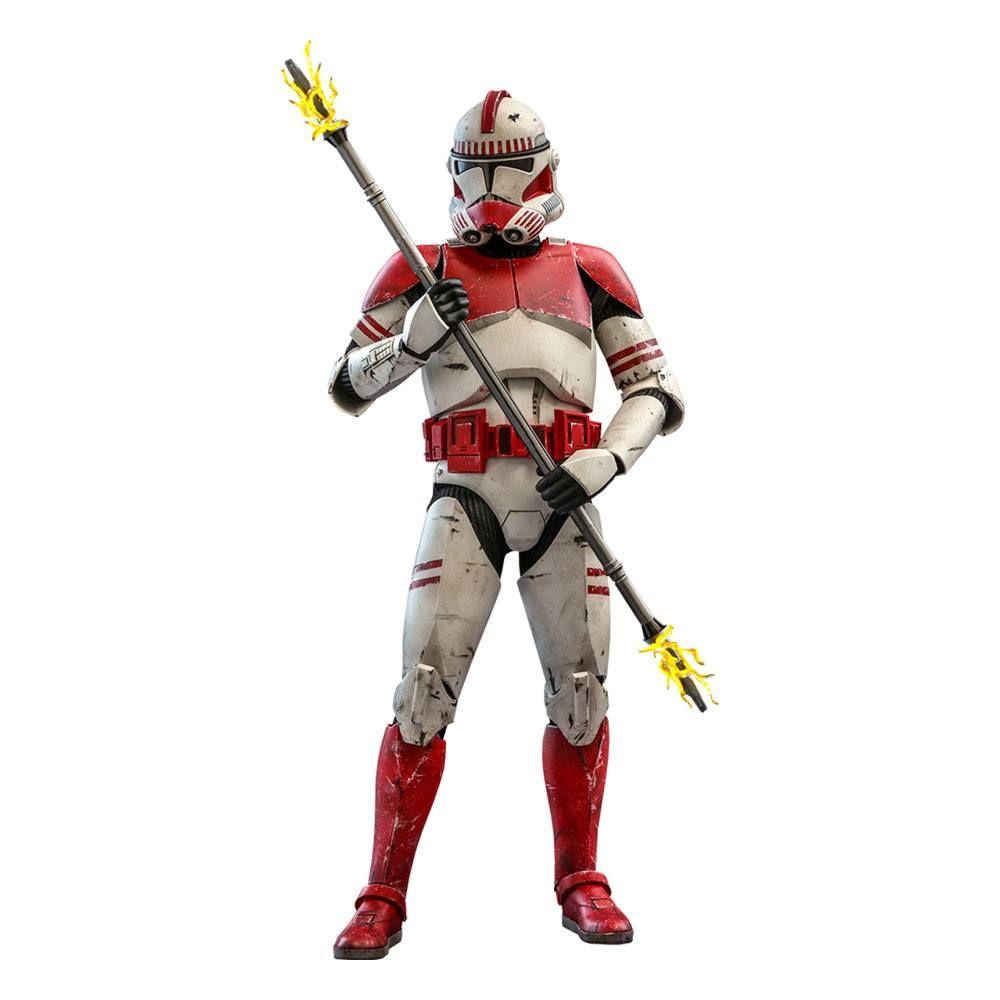 Star Wars The Clone Wars Akční Figure 1/6 Coruscant Guard 30 cm Hot Toys
