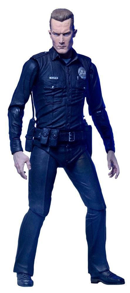 Terminator 2 Akční Figure Ultimate T-1000 18 cm NECA