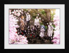 Tokyo Ghoul Collector Print Zarámovaný Plakát Sakura Blossom