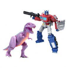 Transformers Generations War for Cybertron: Kingdom Akční Figures Leader 2021 W1 Sada (2)