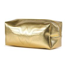 Wonder Woman Penál Case Golden Shimmer