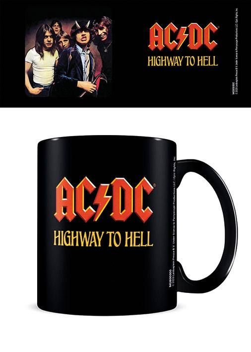 AC/DC Hrnek Highway To Hell Pyramid International