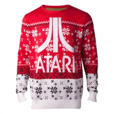 Atari Knitted Christmas Mikina Atari Logo Velikost L