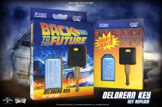 Back To The Future Replika 1/1 DeLorean Key
