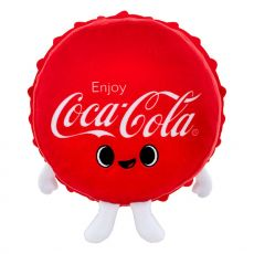 Coca-Cola Plyšák Figure Coca-Cola Bottle Kšiltovka 18 cm