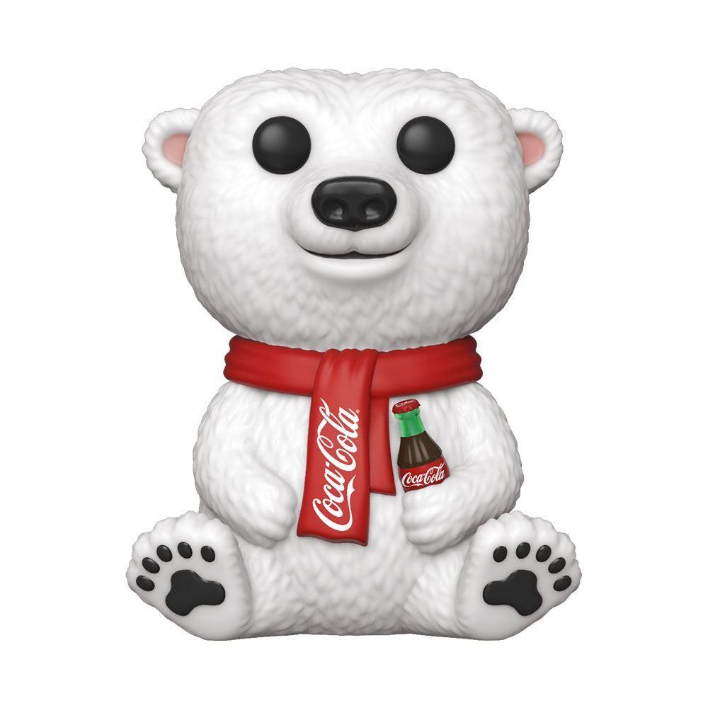 Coca-Cola POP! Ad Icons vinylová Figure Coca-Cola Polar Bear 9 cm Funko