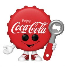 Coca-Cola POP! vinylová Figure Coca-Cola Bottle Kšiltovka 9 cm