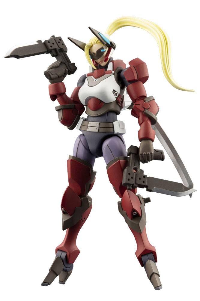 Hexa Gear Plastic Model Kit 1/24 Governor Light Armor Type Rose 1.5 Ver. 7 cm Kotobukiya